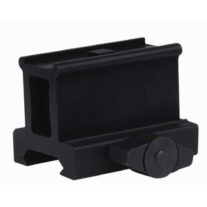 Weaver Tactical Aimpoint Micro Mount Matte Black