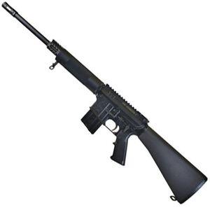 "Bushmaster Semi Automatic Carbine .450 Bushmaster 16"" Heavy Barrel 5 Rounds A2 Buttstock Flat Top Receiver Picatinny Rail Gas Block Black Anodized Finish 90425"