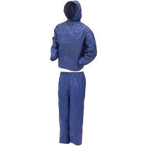 Frogg Toggs Ultra-Lite2 Rain Suit with Stuff Sack Medium Royal Blue UL12104-12MD