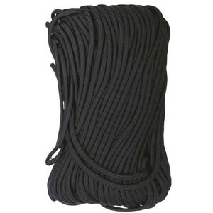 Tac Shield 550 Paracord 7 Strand Nylon Braided 100' Black 03010