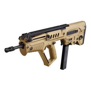 "IWI Tavor SAR XB17-9 Flattop 9mm Luger Bullpup Semi Auto Rifle 32 Rounds 17"" Barrel Ambidextrous Reinforced Polymer FDE"