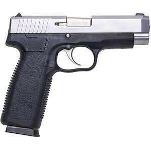 "Kahr CT45 Semi Automatic Pistol .45 ACP 4"" Barrel 7 Rounds Textured Black Polymer Grips Matte Stainless Steel CT4543"