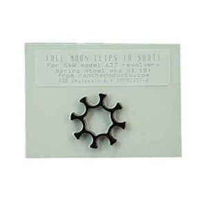 Ranch Products Full Moon Clip .38 Spc/.357 Mag 8 Rds 8 Pack