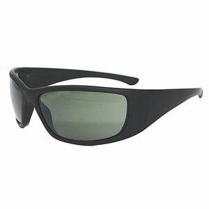 Radians Vengeance Shooting Glasses Black Frame Green Lens VG75PBX