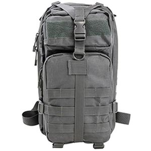 VISM Small Back Pack Durable PVC Construction Urban Grey Finish CBSU2949
