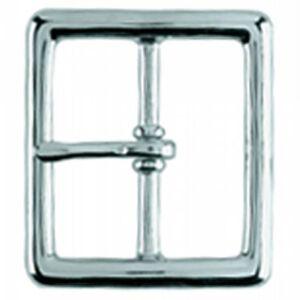 Gould & Goodrich Garrison Belt Buckle Nickel Finish 125-G