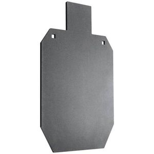 "Champion Traps and Targets Center Mass 2/3 IPSC AR500 .375"" Steel Target"