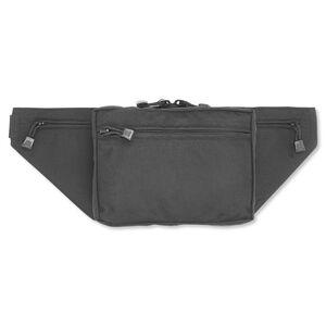 BLACKHAWK! Handgun Concealment Fanny Pack Holster Ambidextrous Nylon Black 60WF06BK