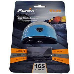 Fenix Flashlights Fenix Lantern 165 Lumen CR123/AA Sky Blue CL20-BLU