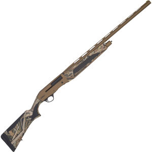 "Tristar Viper Max Semi Auto Shotgun 12 Gauge 28"" Barrel 3.5"" Chamber Synthetic Stock Bronze/Mo Blades"