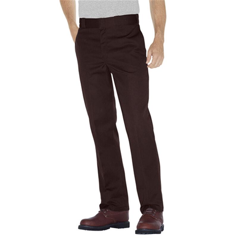 Dickies Original 874 Men's Work Pant 32x32 Dark Brown