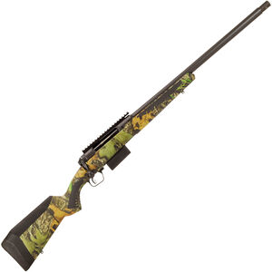 "Savage 212 Turkey 12 Gauge Bolt Action Shotgun 22"" Barrel 2 Round Box Magazine Picatinny Rail Mossy Oak Obsession Synthetic Stock Black Finish"