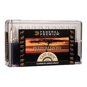 Federal Cape-Shok .416 Rigby 400 Grain TBBC 20 Round Box