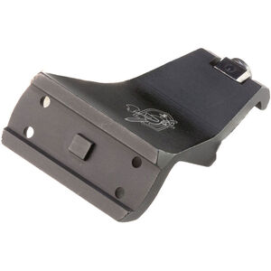 Knights Armament Company Aimpoint Micro T1/H1/T2/H2 45 Degree Offset Mount Aluminum Matte Black KM30279