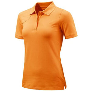 Beretta Special Purchase Women's Corporate Polo Short Sleeve 2XL Cotton Orange