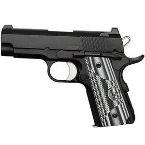"Dan Wesson ECO 1911 9mm 3.5"" Bull Barrel 7 Rds G10 Grips"