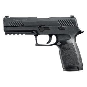 "SIG Sauer P320 Nitron Full Size Semi Auto Pistol .40S&W 4.7"" Barrel 14 Rounds SIGLITE Sights Modular Polymer Frame/Grip Matte Black Finish"