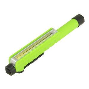 Promier COB LED Pocket Pen Light 350 Lumens COB LED AAAx4