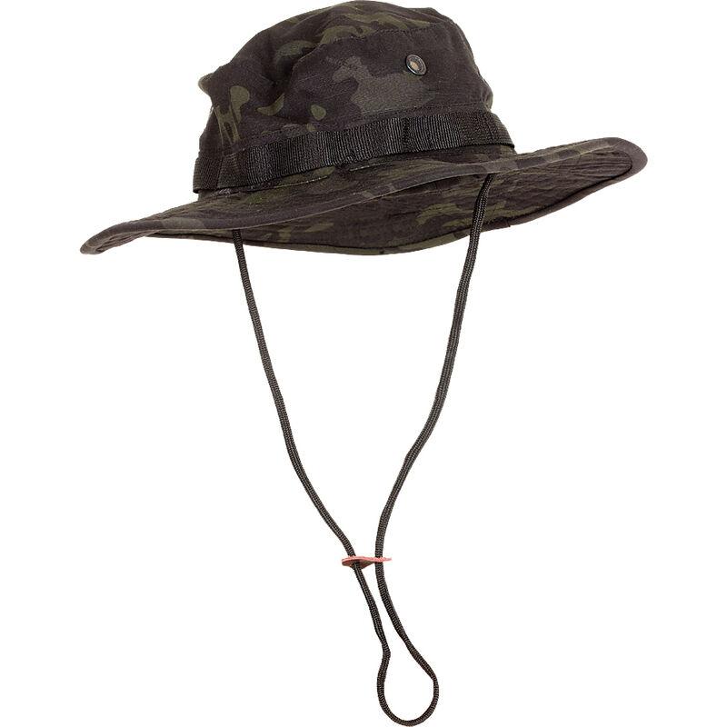 Voodoo Tactical Boonie Hat Cotton Ripstop Size 7 Black Multicam 20-6451072007