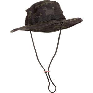 Voodoo Tactical Boonie Hat Cotton Ripstop Size 7.5 Black Multicam 20-6451072075