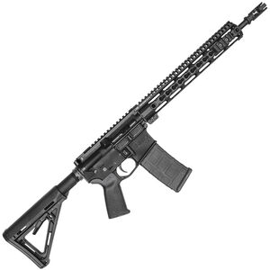 "CORE15 Keymod TAC III AR-15 Semi Auto Rifle 5.56 NATO 16"" Barrel 30 Rounds MI Gen 2 SS Free Float Handguard Black"