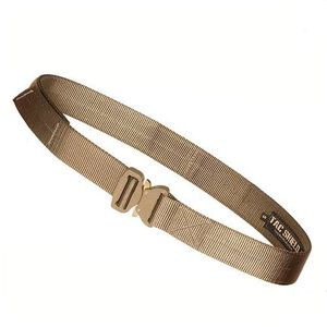 Tac Shield Military Riggers Belt Nylon Size Medium Coyote T33MDCY