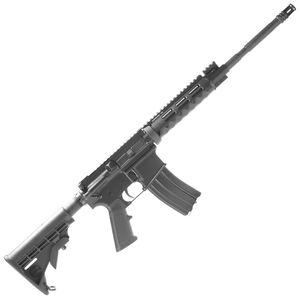 """Diamondhead Model 3 5.56 NATO AR-15 Semi Auto Rifle 16"""" Barrel 30 Rounds VRS Triangular Drop In Hand Guard Collapsible Stock Matte Black"""