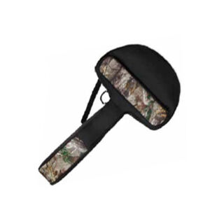 "Bulldog Cases Compact Padded Crossbow Case 41"" X 25"" Black and AP Camo"