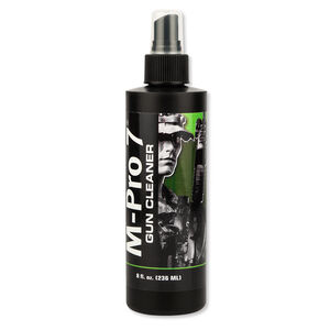 Hoppe's M-Pro 7 Gun Cleaner 8 oz Spray Bottle 070-1005