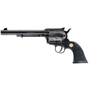 """Chiappa Firearms 1873 SAA 22-10 Single Action Revolver .22 Long Rifle 7.5"""" Barrel 10 Rounds Checkered Plastic Grips CF340.170"""
