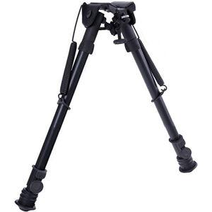 "Aimtech Tactical Bi-Pod Sling Swivel Mount 6"" to 9"" Aluminum Black"