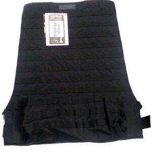 BLACKHAWK! Dynamic Entry Modular Backpack S.T.R.I.K.E. MOLLE Webbing Size Adjustable 1000 Denier Nylon Black DE-MBP