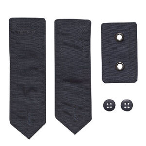 Tru-Spec Epaulet/Badge Tab Kit Navy 1148006