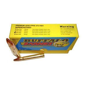 Buffalo Bore .375 H&H Mag 270 Grain TSX 20 Round Box