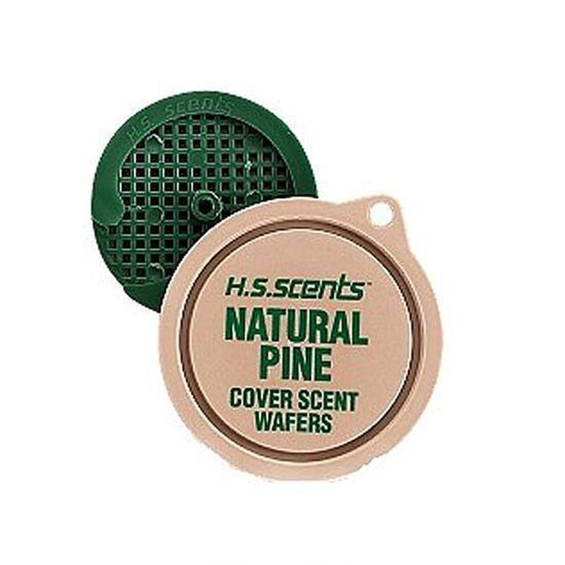 Hunter's Specialties Natural Pine Scent Wafers 3 per Container