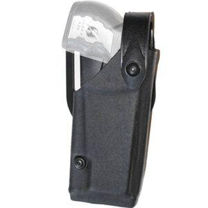 Safariland Model 6520 SLS EDW Holster with Belt Clip Taser International X26 Left Hand Basket Weave Finish Black 6520-64-132
