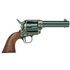"Taylor's & Co 1873 Cattleman Revolver 357 Mag 5.5"" Barrel 6 Rounds Walnut Grip Blued"