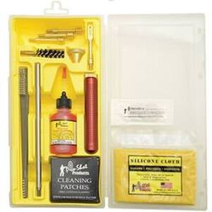Pro Shot .38-.45 Caliber Classic Box Cleaning Kit MPK38-45