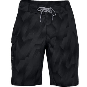 Under Armour Reblek Men's Board Shorts 4-Way Stretch Quick Dry Construction Polyester/Elastane Fabric