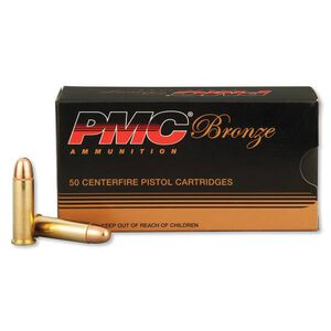 PMC .38 Special Ammunition 50 Rounds FMJ 132 Grains 38G