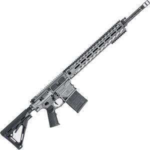 "NEMO XO Carbon AR Style Semi Auto Rifle 6.5 Creedmoor 20"" Barrel 20 Rounds 15"" Aluminum M-LOK Handguard Magpul CTR Collapsible Stock Tungsten Grey"
