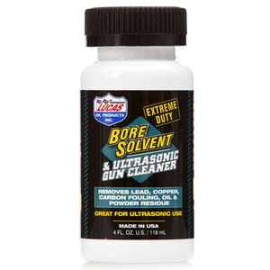Bulk Buy! Lucas Oil Extreme Duty Bore Solvent 4oz Liquid 12 Pack 10907