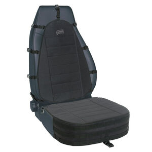 Voodoo Tactical MOLLE Tactical Seat Cover Nylon Black