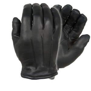 Damascus Protective Gear Dress Gloves Leather Extra Small Black