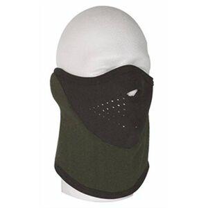 Voodoo Tactical Fleece Face Mask Foliage Green Polyester/Neoprene 02-914376000