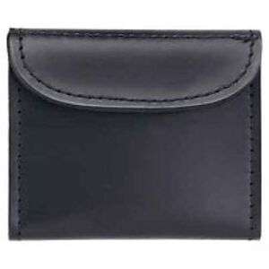 Aker Leather Surgical Glove Pouch Leather Black