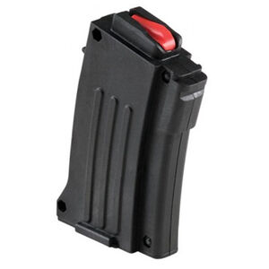 Chiappa RAK9 Magazine 9mm Luger 10 Rounds Polymer Matte Black Finish
