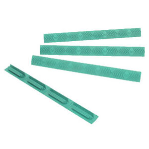 ERGO Grip 7-Slot M-LOK Slot Cover WedgeLok Polymer Robins Egg Blue 4 Pack
