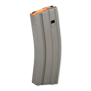 DURAMAG By C-Products Defense AR-15 .223 /5.56 Magazine 15 Rounds Aluminum Gray 3023002178CPDL15