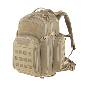 "Maxpedition Tiburon Backpack 34L 17""x12""x20"" Denier Nylon Tan"